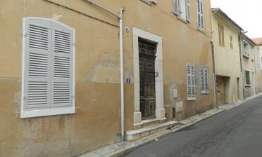 Cession d'un bien communal sis 6 Rue Lucien Martin à La Ciotat