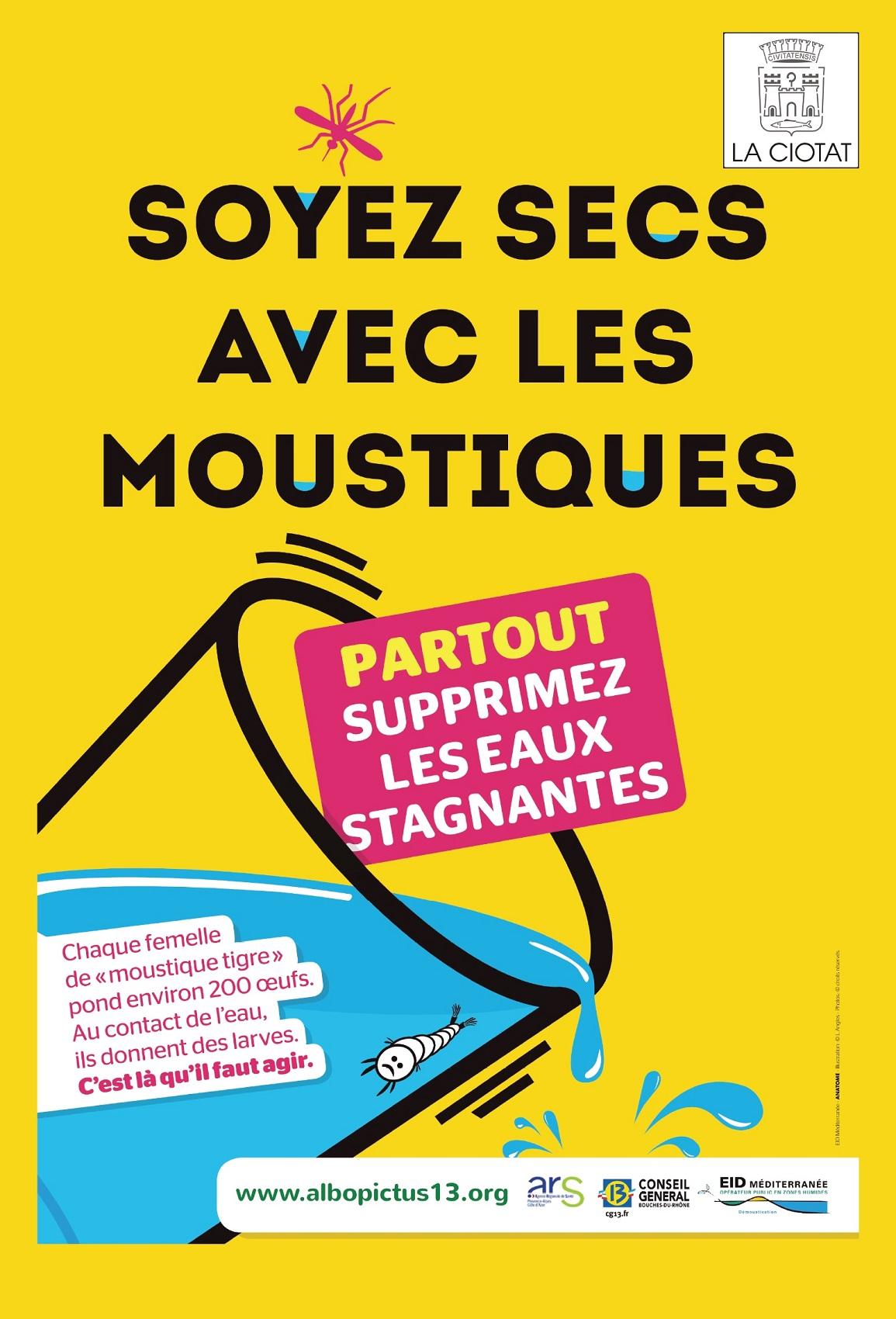 Affiche Moustiques 2018