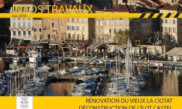 Rénovation du Vieux La Ciotat - déconstruction de L'Ilot Castel