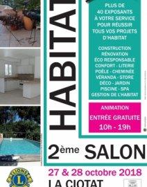 2éme Salon de l'Habitat organisé par le Lions club La Ciotat Lumières