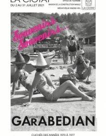 Exposition  «Souvenirs, souvenirs années 70-77» - Garabed GARABEDIAN