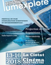 Festival des explorateurs Lumexplore