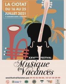 XXVIème Festival Musique en Vacances