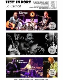 Concerts Fest'in Port !