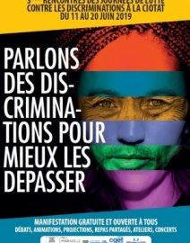 3° rencontre des journées de lutte contre les discriminations