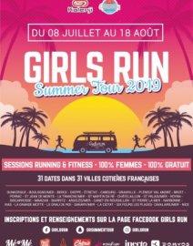 Girl's Run Summer Tour