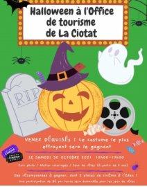 Animation  Fêtes d'Halloween