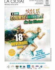 8e course nature de La Ciotat