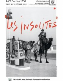 Exposition photos  Les insolites de Garabed Garabédian