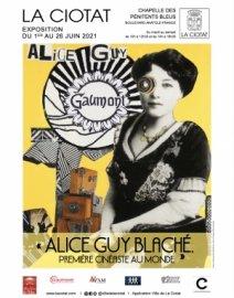 Exposition «Alice Guy Blaché, 1er cinéaste au monde»