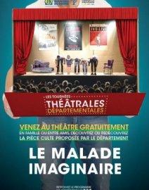 Théâtre gratuit : le malage imaginaire