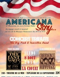 Festival Codazur Spectacle Americana Story