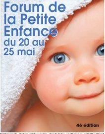 4è Forum de la petite enfance