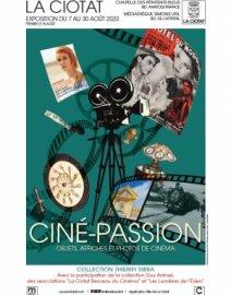 Exposition  «Ciné-passion».