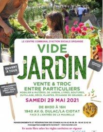 Vide jardin