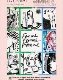 Exposition - Femme, Femme, Femme.