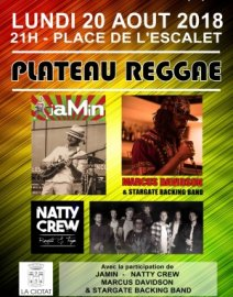 Grand Plateau Reggae