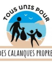 Opération calanques propres 2018  15éme édition de l'opération de ramassage de déchets